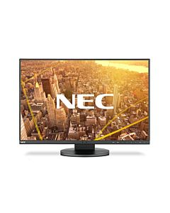 Monitor NEC EA241F 23,8'' FHD, IPS, DVI/HDMI/DP/D-SUB, white