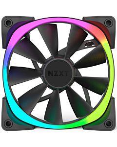 Ventilator carcasa NZXT Aer RGB 2 Series, 120mm, Twin Starter