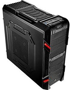 Carcasa Aerocool ATX GT-R editie negru, USB3.0, 0.7 SECC, fara sursa