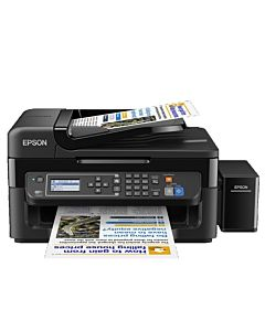 Multifunctional inkjet color Epson L565, A4