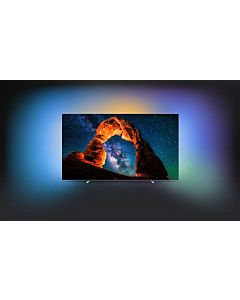 Televizor OLED Smart Android Philips, 139 cm, 55OLED803/12, 4K Ultra HD