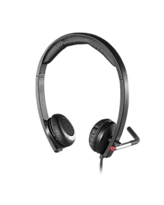 Logitech USB Stereo Headset H650e
