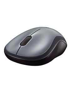 Logitech Wireless Mouse M185, SWIFT GREY- EWR