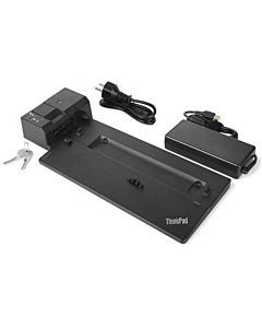 Docking Station Lenovo ThinkPad Pro 40AH0135EU, 135W (Negru)
