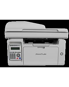 Multifunctional Laser monocrom Pantum-M6609NW A4, Retea, 1200dpi, 23ppm, 128MB ram, USB2.0, WiFi,ADF,  FAX