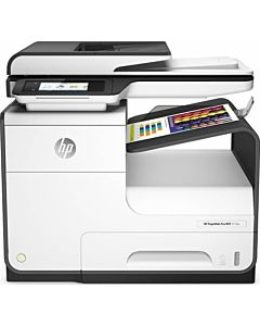 Multifunctional HP PageWide Pro 477dw, Inkjet, Color, Format A4, Fax, Retea, Wi-Fi, Duplex