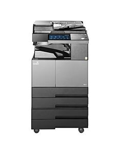 Abonament Print Monocrom Sindoh N613, A3-A4, Duplex, Retea, Scaner, ADF