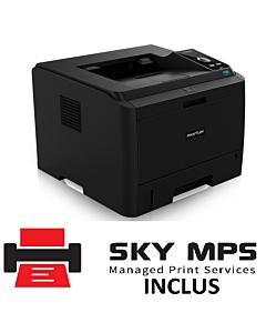 Imprimanta laser monocrom Pantum P3500DN, A4, Duplex, Retea, 33ppm