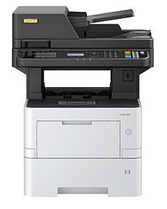 Abonament Print Monocrom Utax P-4531 MFP, A4, Duplex, Retea, Scaner, ADF