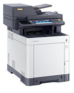 Abonament Print Color Utax P-C3062i MFP, A4, Duplex, Retea, Scaner, ADF, Wi-Fi