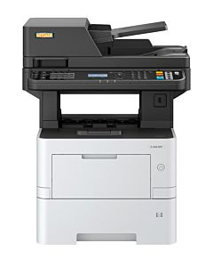 Multifunctional Laser monocrom UTAX P-4536MFP A4, 45 ppm, 1200dpi, 1GB RAM, USB2.0, LAN, Fax