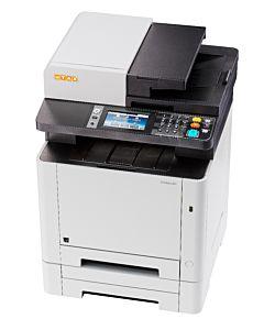 Multifunctional Laser Color UTAX P-C2655W MFP A4, 26 ppm, 1200dpi, 512MB RAM, USB2.0, LAN, Wi-Fi, Duplex, Print, Copy, Scan, Fax