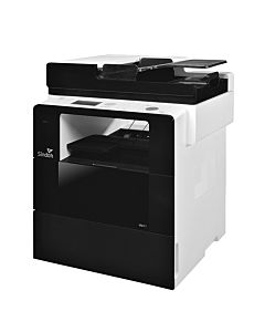 Multifunctional laser monocrom Sindoh M611, Network, ADF, Fax, 40ppm