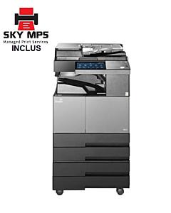Multifunctional laser monocrom Sindoh N613, Network, ADF, Fax, 45ppm