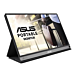 Monitor LED ASUS MB16AC 15.6 inch 5 ms Silver/Black