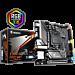Gigabyte Z390 I AORUS PRO WIFI, RGB Fusion, DDR4, Dual M.2, USB 3.1, HDMI, DP