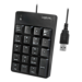LOGILINK - Additional numeric keyboard with USB connection