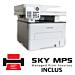 Multifunctional Laser monocrom Pantum M7200 FDW  A4, Retea, 1200dpi, 35ppm, 256MB ram, USB2.0, WiFi,duplex, ADF, FAX